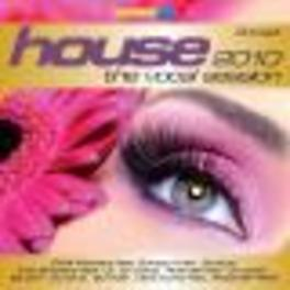 HOUSE VOCAL SESSION 2010 Audio CD, V/A, CD