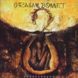 UNDERGROUND 1997 ALBUM, DANNY JOHNSON, TONY FRANKLIN Audio CD, GRAHAM BONNET, CD