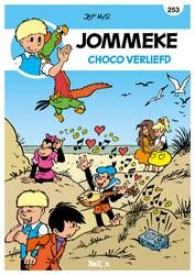 JOMMEKE 253. CHOCO VERLIEFD
