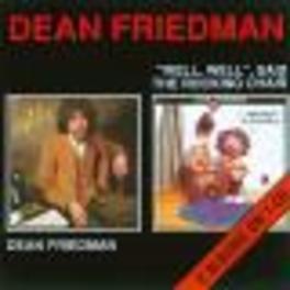 DEAN FRIEDMAN/'WELL,WELL' ...SAID THE ROCKING CHAIR -2 ON 1,19 TR.- Audio CD, DEAN FRIEDMAN, CD