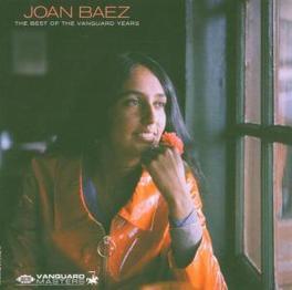 BEST OF VANGUARD YEARS Audio CD, JOAN BAEZ, CD