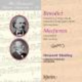 ROMANTIC PIANO CONCERTO.. .. VOL.48 Audio CD, BENEDICT/MACFARREN, CD