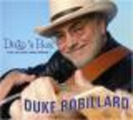 DUKE'S BOX 20 YEARS OF DUKE'S VERY BEST! Audio CD, DUKE ROBILLARD, CD