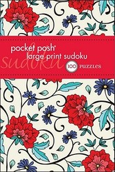 Pocket Posh Large Print Sudoku
