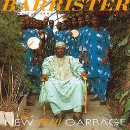 NEW FUJI GARBAGE W/AFRIKA'S INTERNATIONAL MUSIC AMBASSAD. Audio CD, BARRISTER, CD