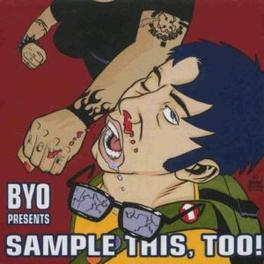 SAMPLE THIS TOO SAMPLER W/ANTI-FLAG/ANOE MAN ARMY/UNSEEN/PISTOL GRIP Audio CD, V/A, CD
