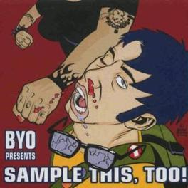 SAMPLE THIS TOO SAMPLER W/ANTI-FLAG/ANOE MAN ARMY/UNSEEN/PISTOL GRIP Audio CD, V/A, CD