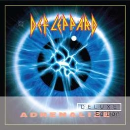 ADRENALIZE -DELUXE- Audio CD, DEF LEPPARD, CD