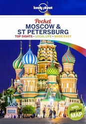 Lonely Planet Pocket Moscow