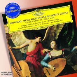 MESSE SOLENNELLE DE.. CZECH P.O./SEEFRIED/STOLZE Audio CD, C. GOUNOD, CD