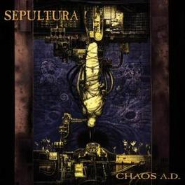 CHAOS A.D. Audio CD, SEPULTURA, CD