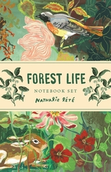 Forest Life Notebook Set