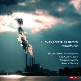 TONKRAFTWERK ARHUS SINFONIETTA/HANSEN OLESEN, CD