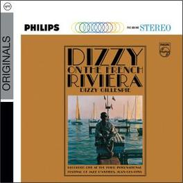 DIZZY ON THE FRENCH.. .. RIVIERA/WITH CHRIS WHITE Audio CD, DIZZY GILLESPIE, CD
