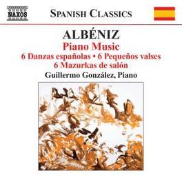KLAVIERMUSIK 3/PIANO MUSI GONZALEZ Audio CD, I. ALBENIZ, CD