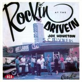 ROCKIN' AT THE DRIVE-IN Audio CD, JOE HOUSTON, CD