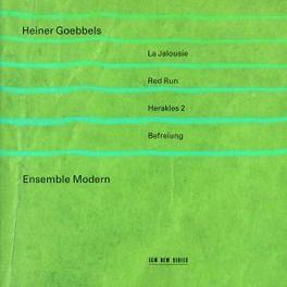 LA JALOUSIE W/ENSEMBLE MODERN Audio CD, HEINER GOEBBELS, CD