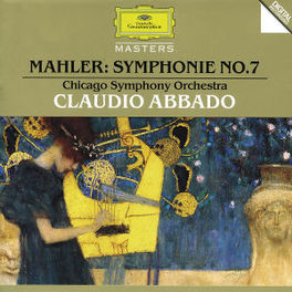 SYMPHONY NO.7 -CHICAGO SYMPHONY ORCH./CLAUDIO ABBADO Audio CD, G. MAHLER, CD