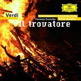 IL TROVATORE W/CARLO BERGONZI/ANTONIETTA STELLA/TULLIO SERAFIN Audio CD, G. VERDI, CD