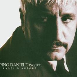 PASSI D'AUTORE MOST TRACKS RECORDED W/ THE PETER ERSKINE TRIO Audio CD, DANIELE, PINO -PROJECT-, CD