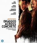 Dragged across concrete,...