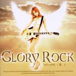GLORY ROCK 1 & 2 Audio CD, V/A, CD