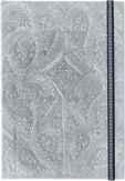 Paseo silver embossed...
