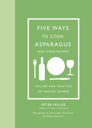 Five ways to cook asparagus...