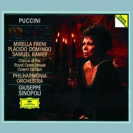 TOSCA -CR ITA- PO/SINOPOLI Audio CD, G. PUCCINI, CD