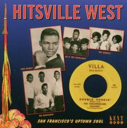 HITSVILLE WEST SAN FRANCISCO'S QUALITY UPTOWN SOUL Audio CD, V/A, CD
