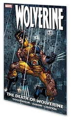 Wolverine: The Death Of...