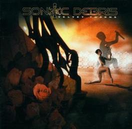 VELVET THORNS PROGRESSIVE METAL/ROCK DEBUT FROM NORWEGIAN BAND Audio CD, SONIC DEBRIS, CD