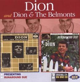 DION & HIS BELMONTS/RUNAR ..RUNAROUND SUE, 2 ON 1, 28 TRACKS Audio CD, DION, CD