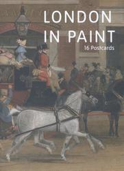 London in Paint. A book of...