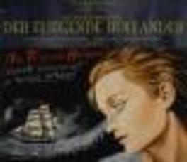 DER FLIEGENDE HOLLANDER ( LONDON, RYSANEK, GREINDL Audio CD, R. WAGNER, CD