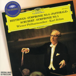 SYMPHONY NO.6 -WIENER PHILHARMONIC/KARL BOHM Audio CD, BEETHOVEN/SCHUBERT, CD