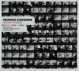 AMONG FRIENDS GARZONE/KUHN/CHRISTENSEN/MOTIAN Audio CD, V/A, CD