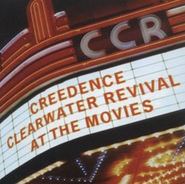 AT THE MOVIES Audio CD, CREEDENCE CLEARWATER REVI, CD