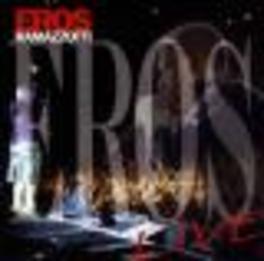 EROS LIVE INCL. DUET WITH TINA TURNER & JOE COCKER Audio CD, EROS RAMAZZOTTI, CD