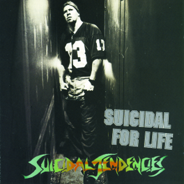 SUICIDAL FOR LIFE CONTAINS PROFANITY Audio CD, SUICIDAL TENDENCIES, CD