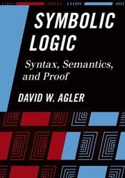 Symbolic Logic: Syntax,...