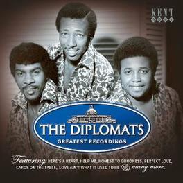 GREATEST RECORDINGS Audio CD, DIPLOMATS, CD