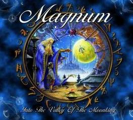 INTO THE VALLEY OF THE.. .. MOON KING Audio CD, MAGNUM, CD