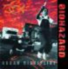 URBAN DISCIPLINE *REMASTERED* INCL. 4 BONUS TRACKS Audio CD, BIOHAZARD, CD