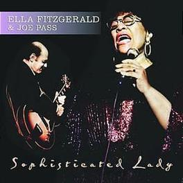 SOPHISTICATED LADY Audio CD, FITZGERALD, ELLA & JOE PA, CD