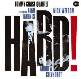 HARD! Audio CD, CHASE, TOMMY -QUARTET-, CD