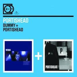 DUMMY/PORTISHEAD 2 FOR 1 SERIE Audio CD, PORTISHEAD, CD