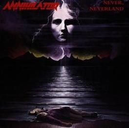 NEVER, NEVERLAND (RE-ISSU BONUSTRACKS & REMASTERED Audio CD, ANNIHILATOR, CD
