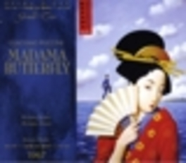 MADAMA BUTTERFLY TORINO 1967 Audio CD, G. PUCCINI, CD