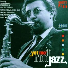 YET MO' MOD JAZZ W/ KING CURTIS, MEL TORME, EDDIE HARRIS, RAY CHARLES Audio CD, V/A, CD